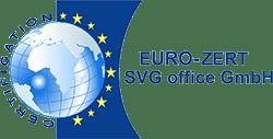 Euro-Zert Zertifizierungsstelle: SVG office GmbH